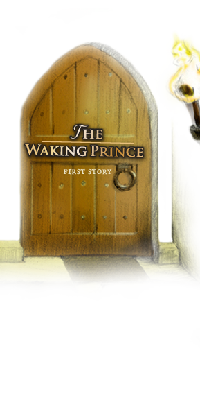 Story Door: The Waking Prince | The Story Elves - Help with writing, editing, illustrating and designing your own stories